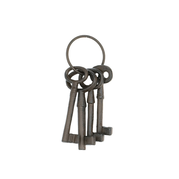Aged Silver Sailor Keys