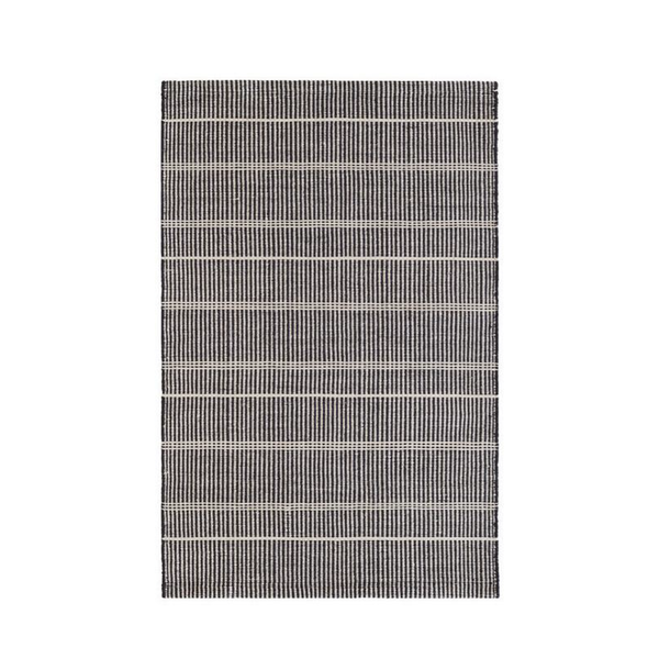 Alys Indoor/Outdoor Rug in Black
