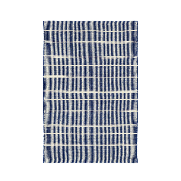Alys Indoor/Outdoor Rug in Navy