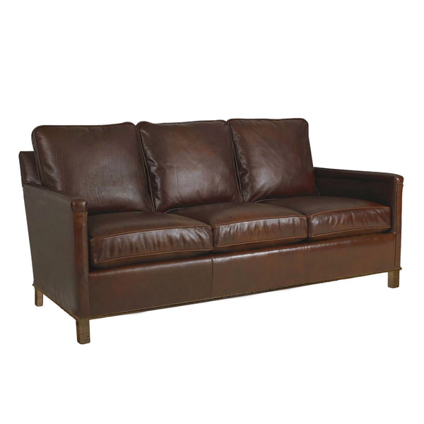 Amelia Leather Sofa