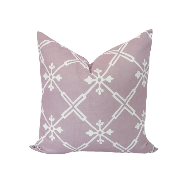 Audrey Pillow in Lilac
