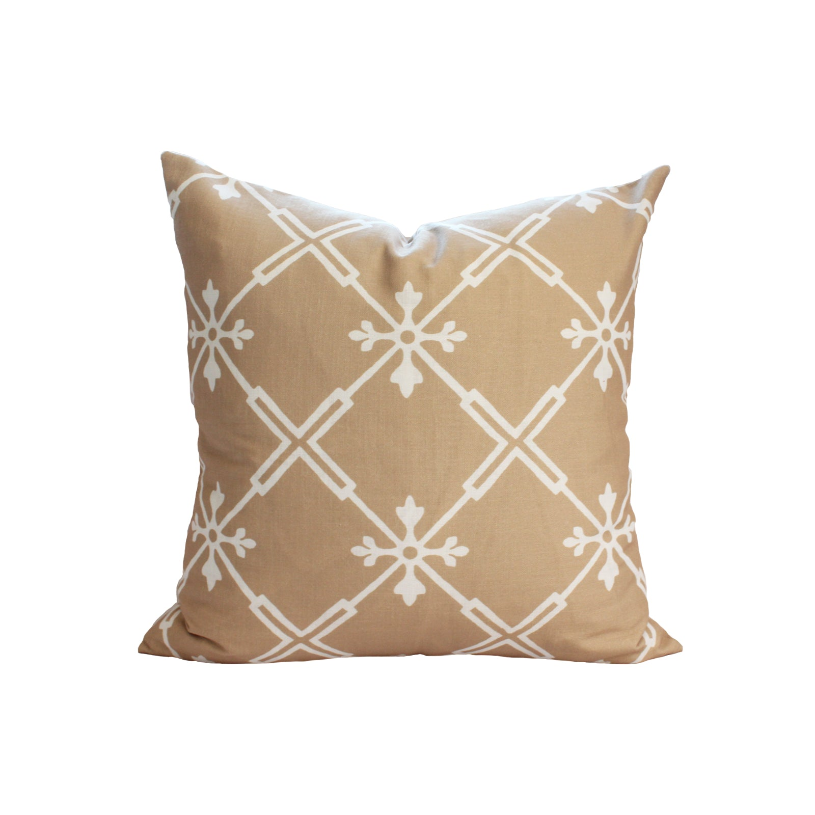 Audrey Pillow in Camel