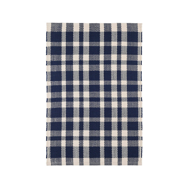 Benjamin Indoor/Outdoor Rug in Indigo
