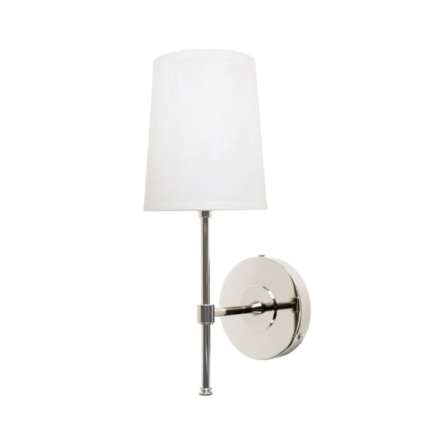 Billiard Sconce in Nickel