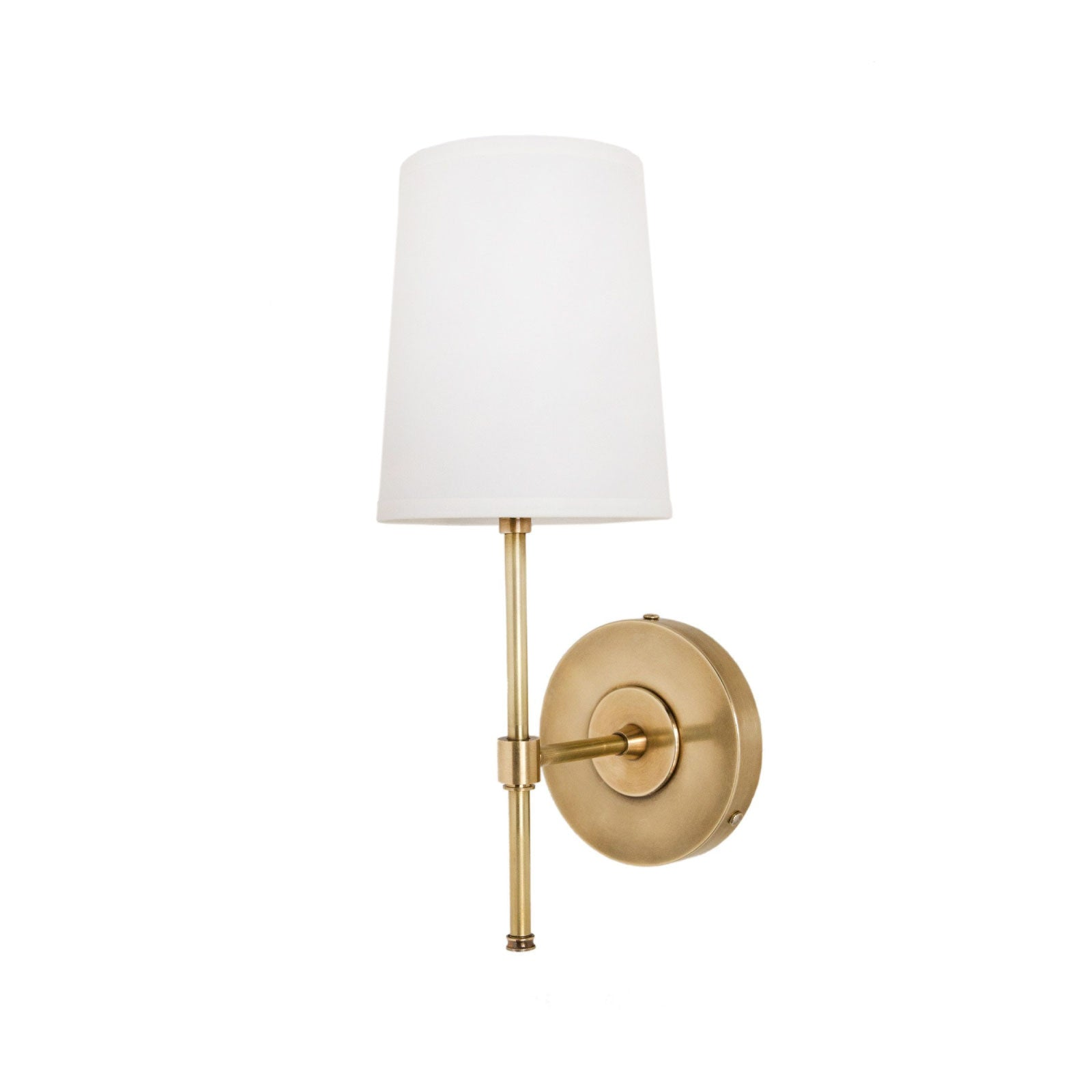 Billiard Sconce in Brass