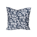 Winter Berry Pillow in Blue & White no. 1