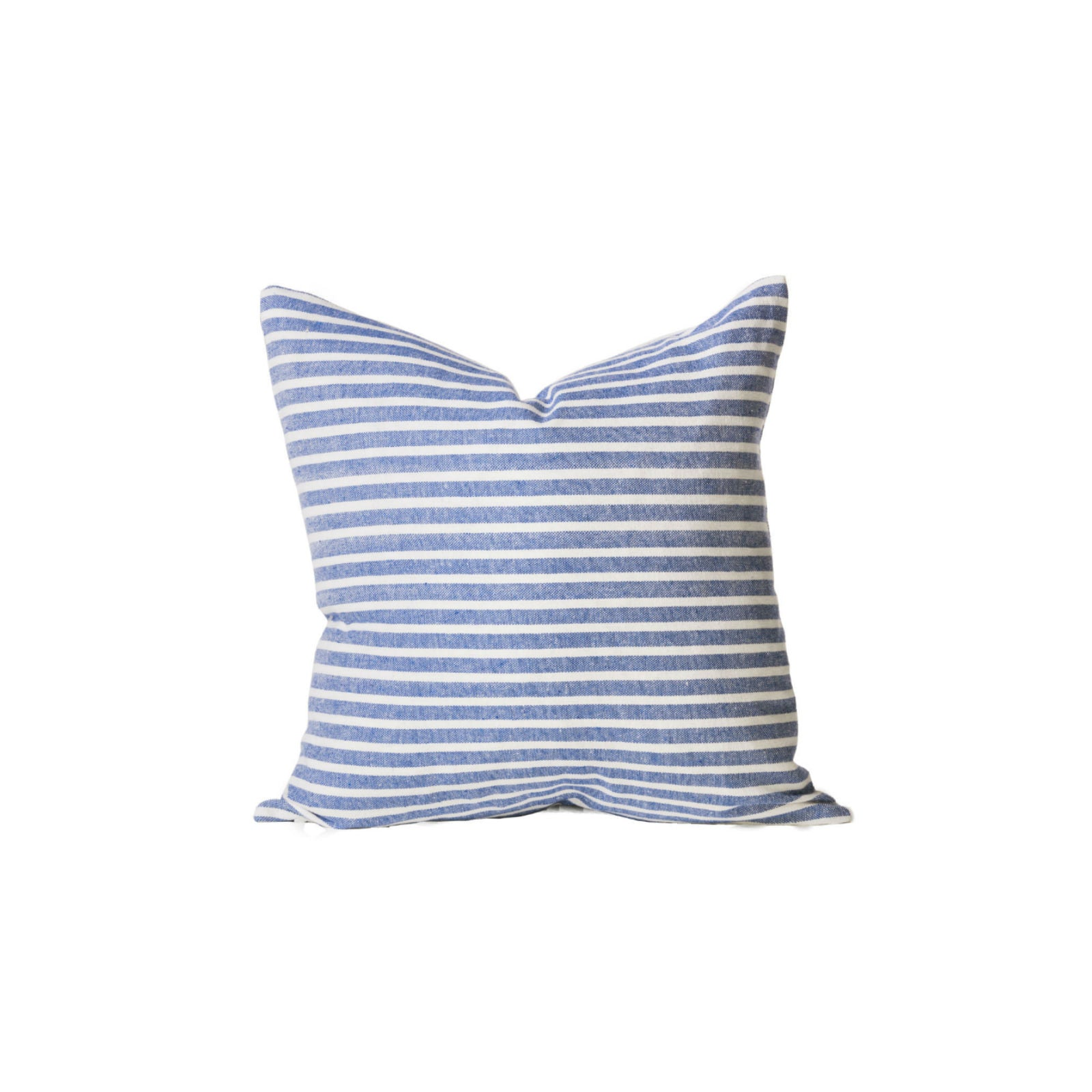 Blue Stripe Pillow