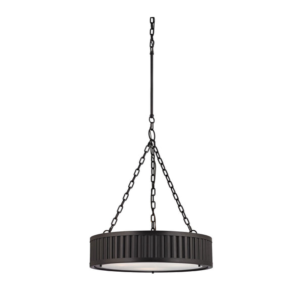 Brentwood Chandelier in Oil Rubbed Bronze
