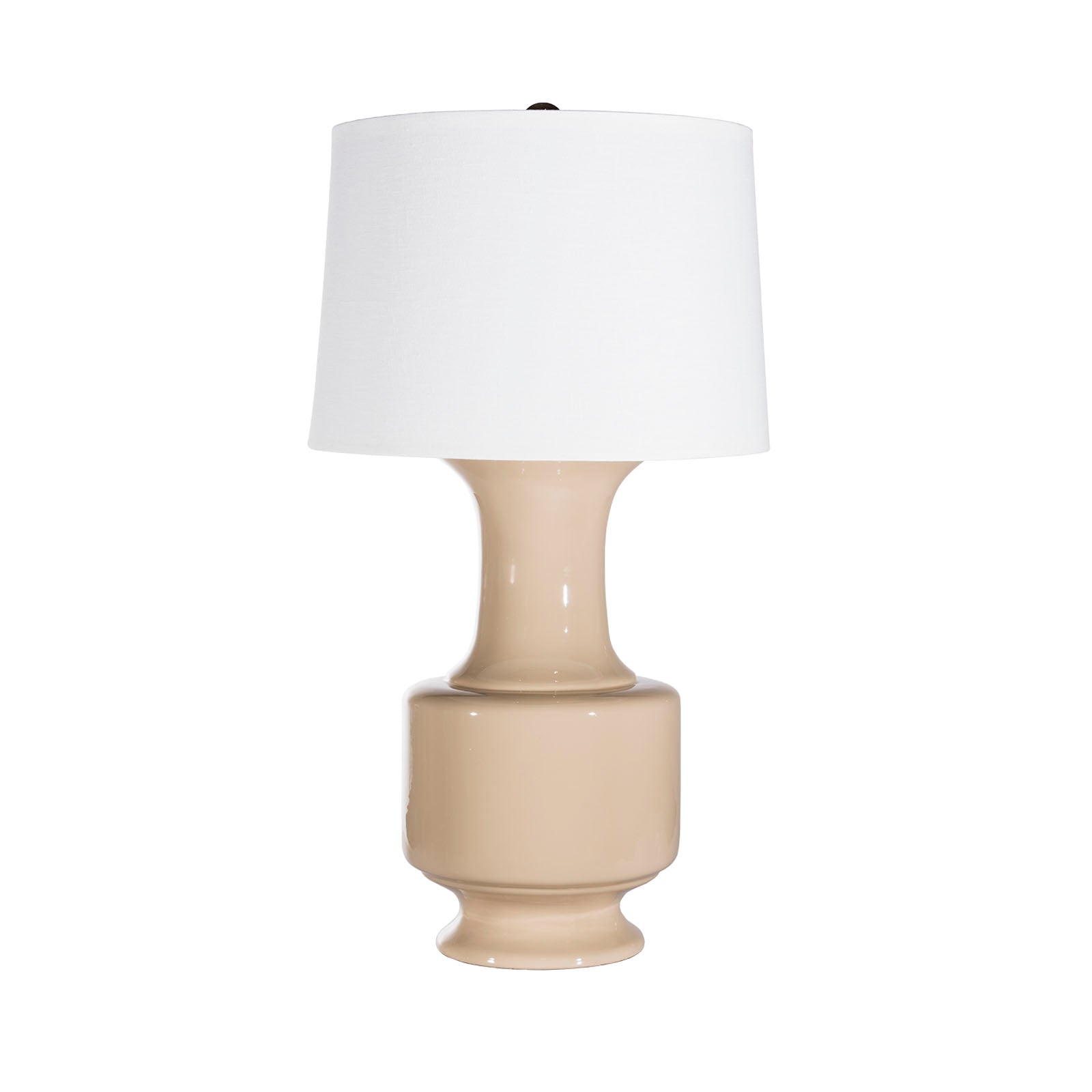 Megan Lamp in Camel