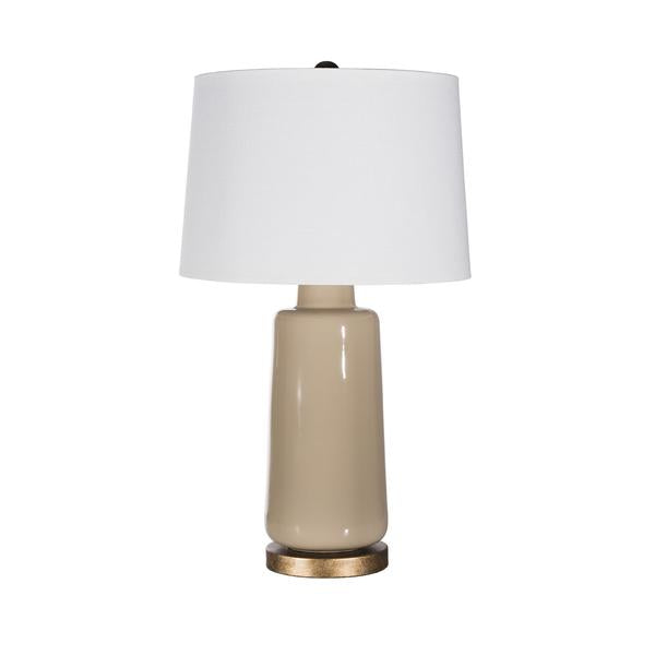 Greta Lamp in Taupe