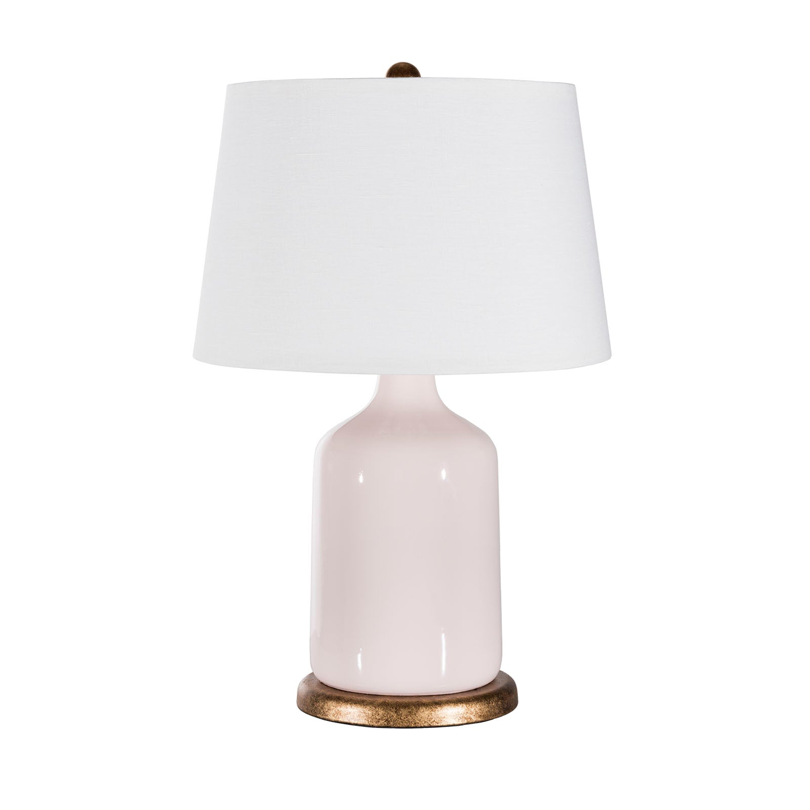 Isabelle Lamp in Blush