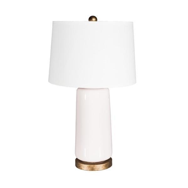 Greta Lamp in Blush