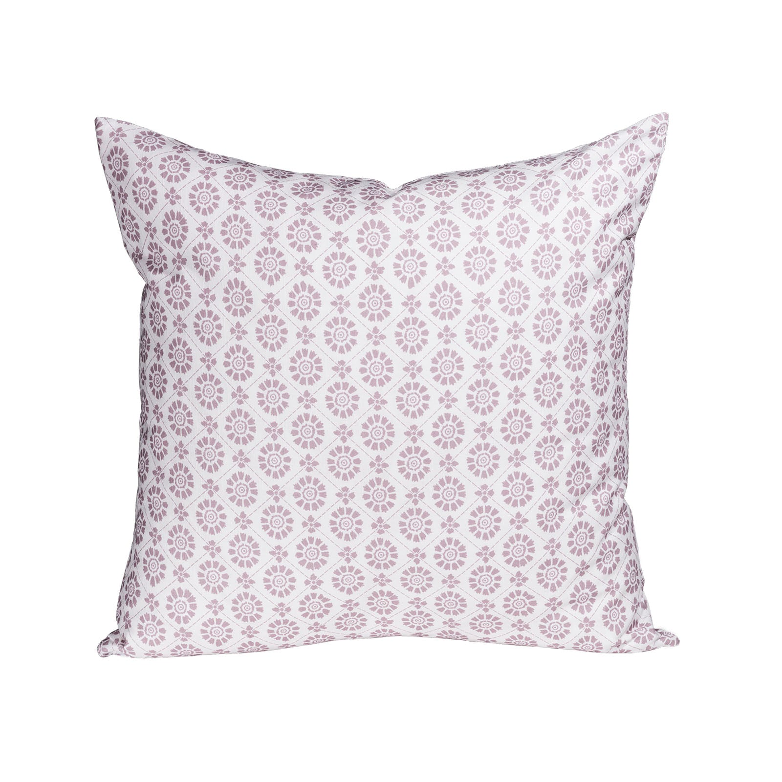 Harriet Pillow in Lilac no. 1