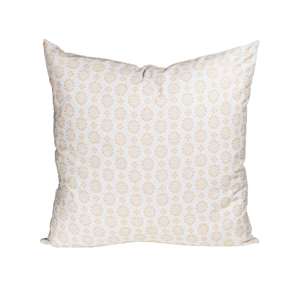 Harriet Pillow in Honey