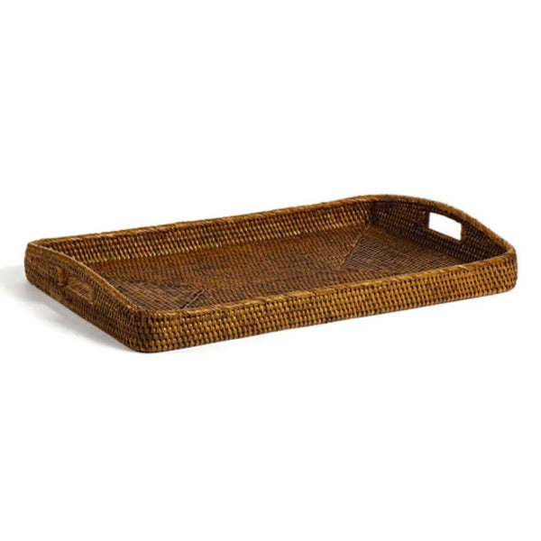 Woven Morning Tray