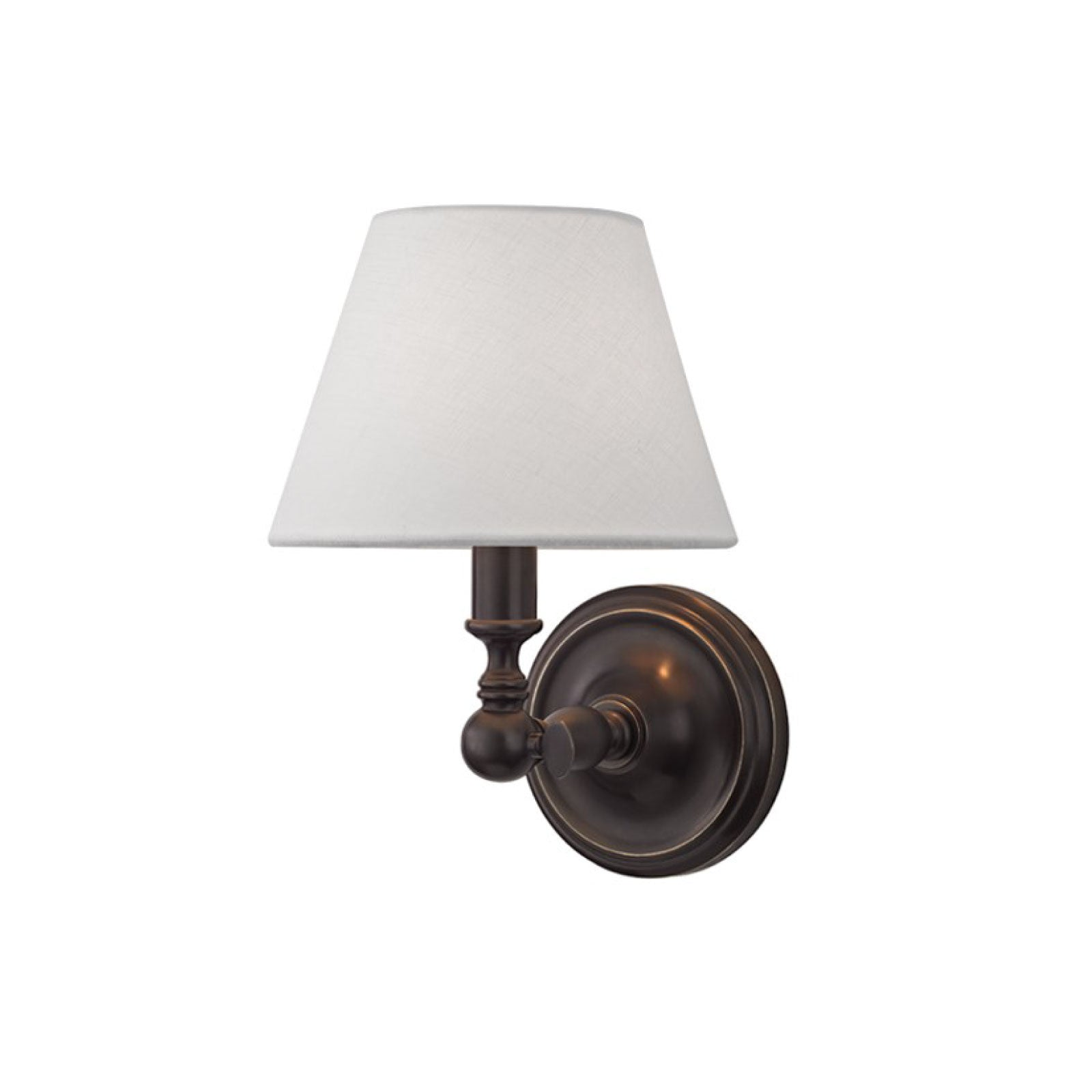 Club Sconce in Bronze