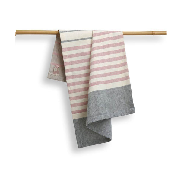Cotton Kitchen Towel in Berry