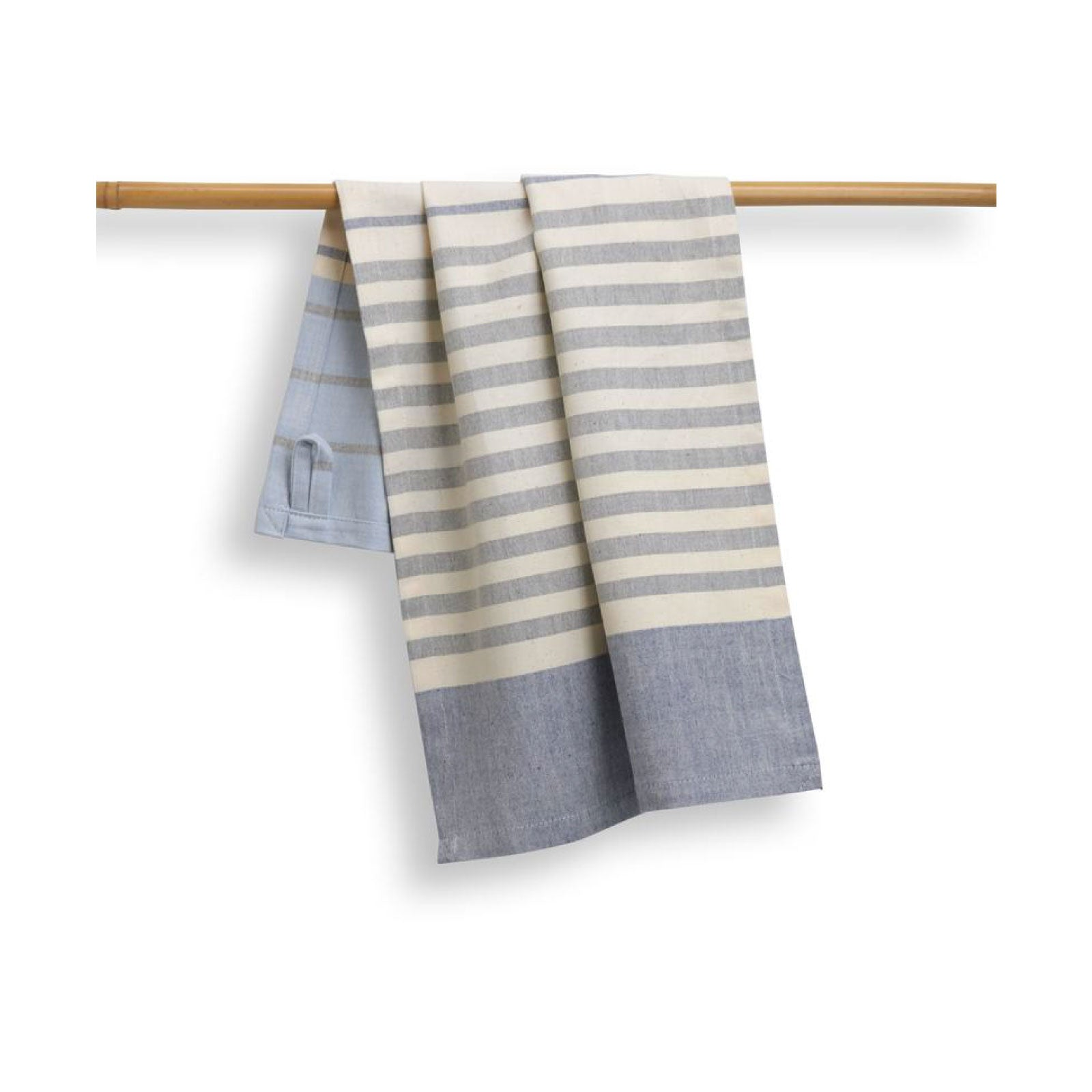 Cotton Dish Towel in Blue