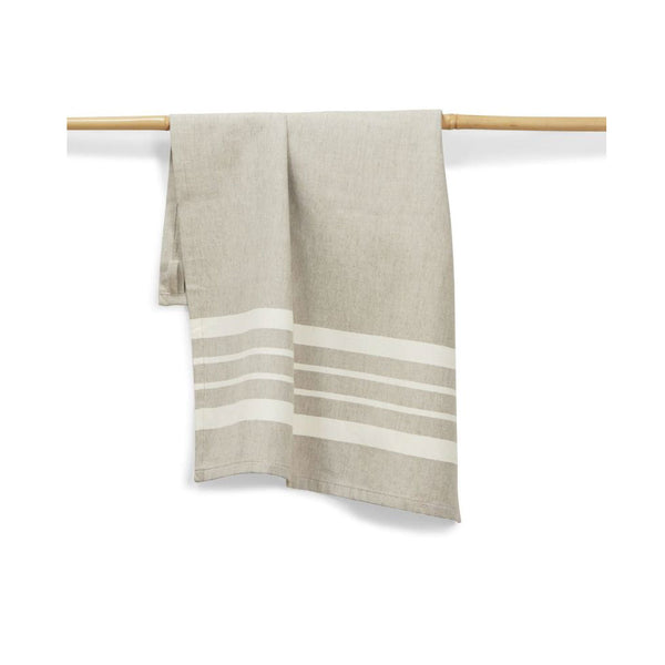 Cotton Kitchen Towel in Grey