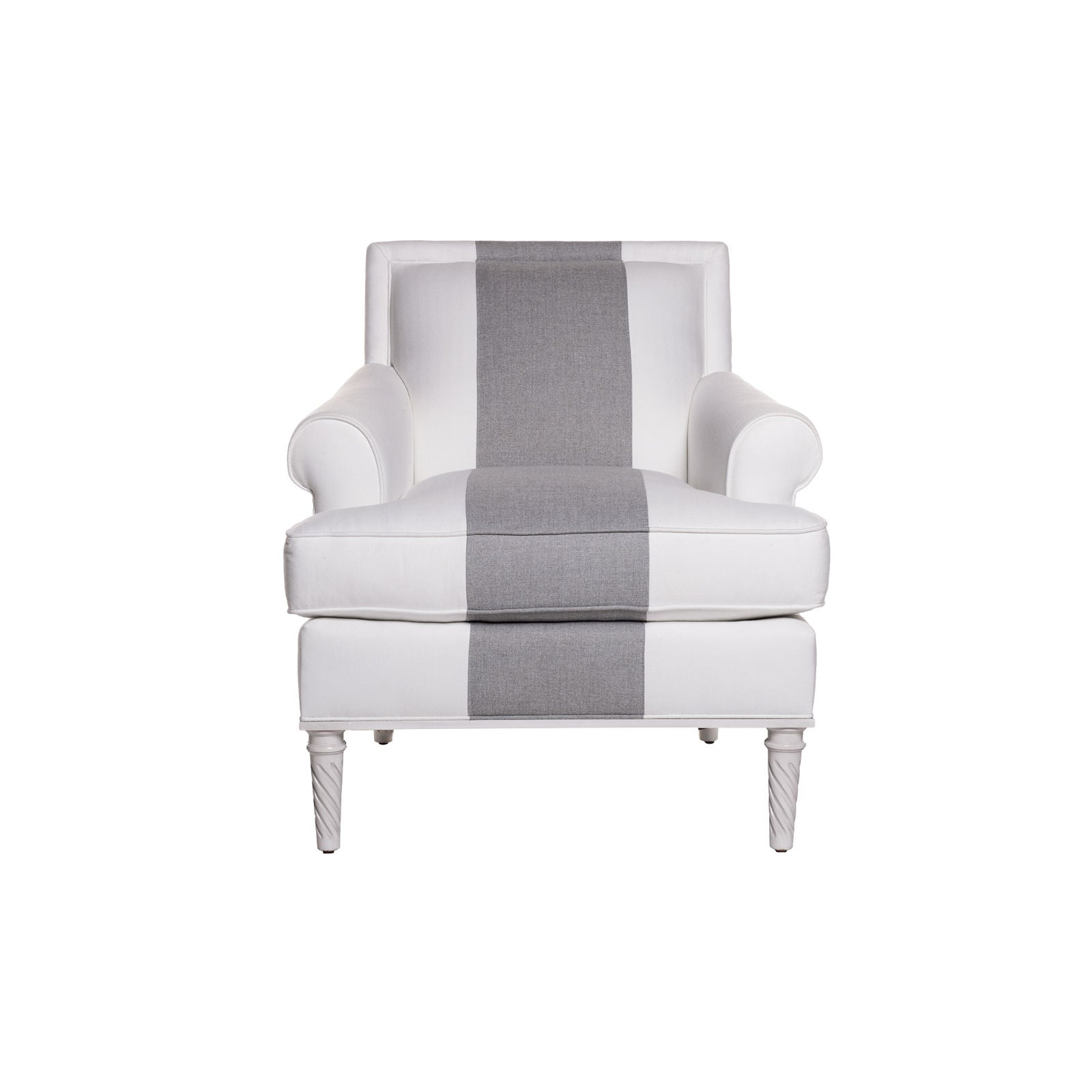 Swell Dorset Stripe Chair Brooke Lou Squirreltailoven Fun Painted Chair Ideas Images Squirreltailovenorg