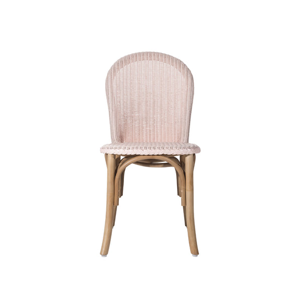 Draper Chair in Pink