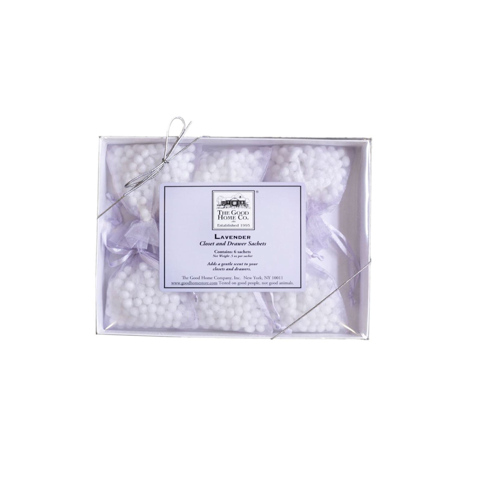Drawer and Closet Sachets - Lavender