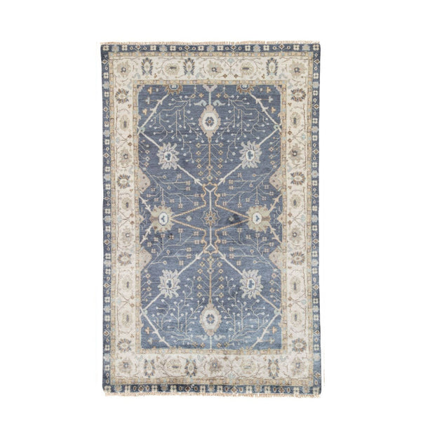 Elizabeth Rug in Blue