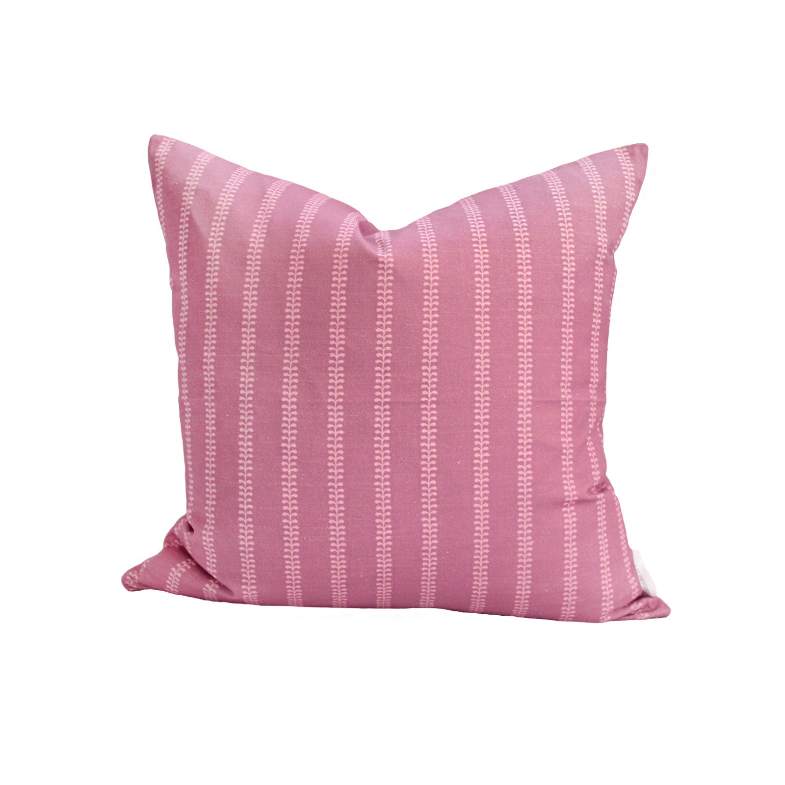 Fern Pillow in Berry