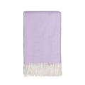 Gemma Throw in Lavender no. 2