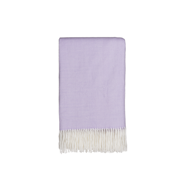 Gemma Throw in Lavender