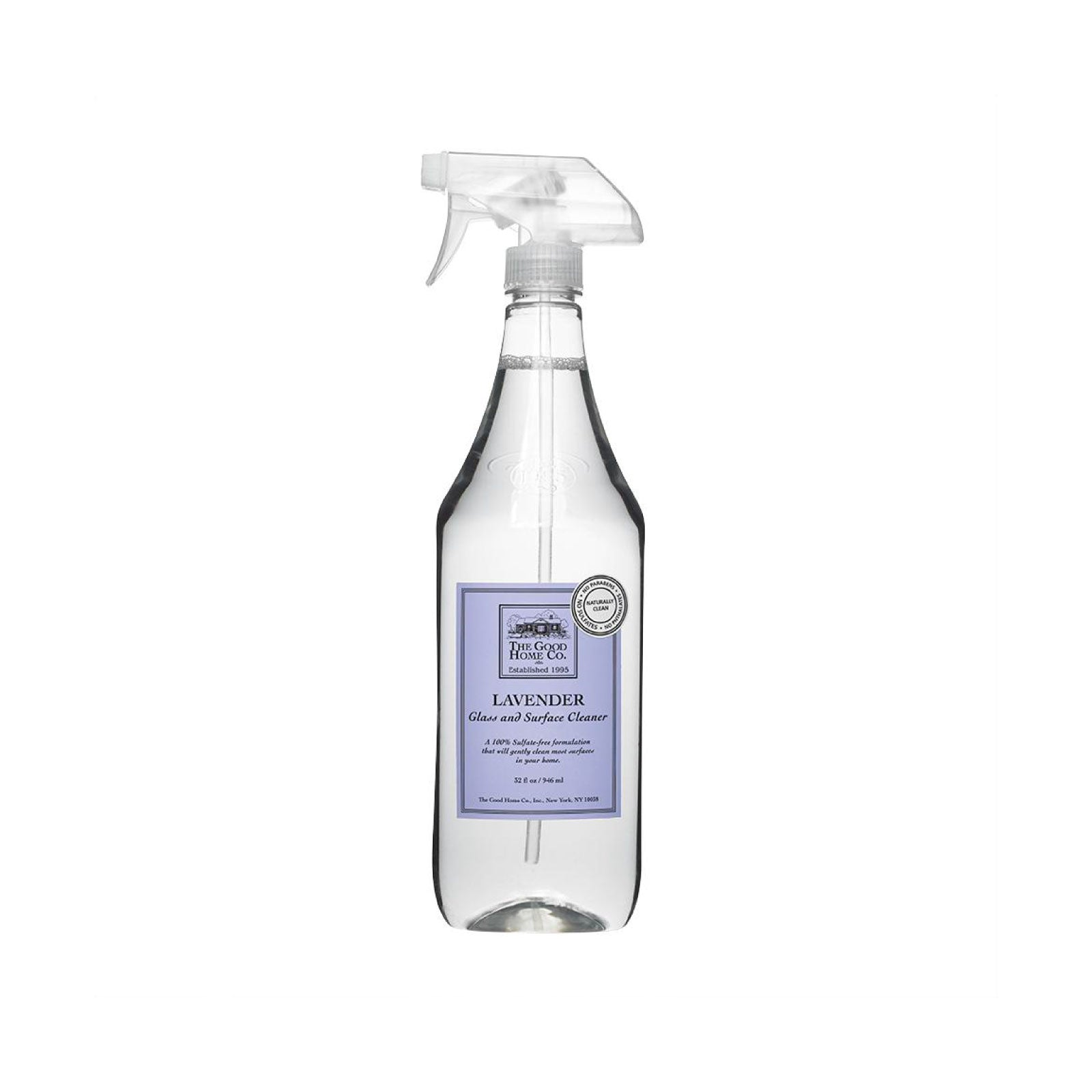 Glass and Surface Cleaner - Lavender