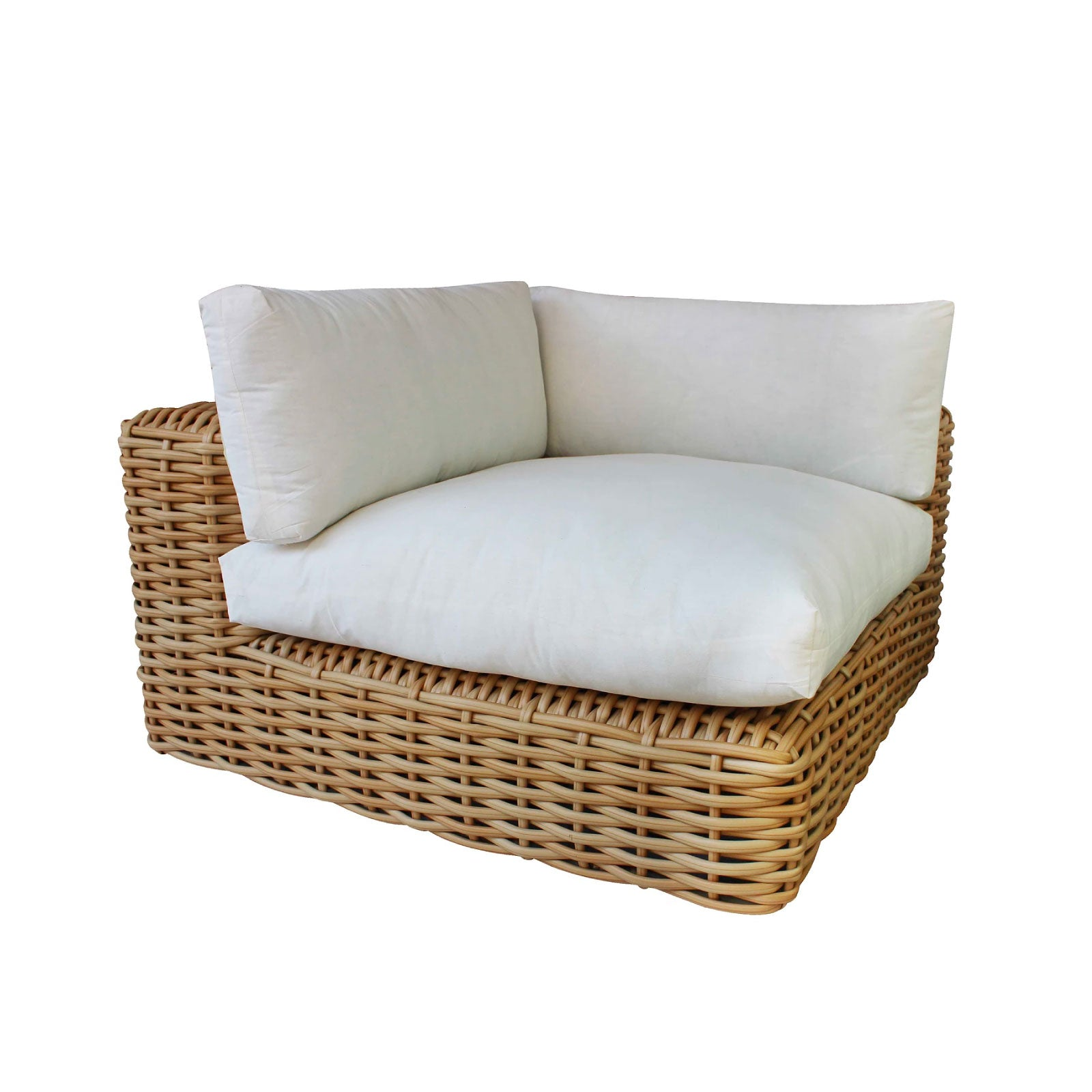 Hamptons Outdoor Sofa Corner