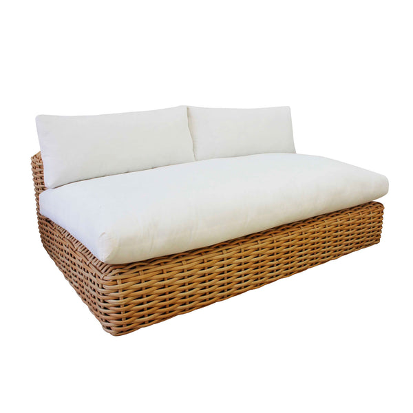 Hamptons Outdoor Double Sofa