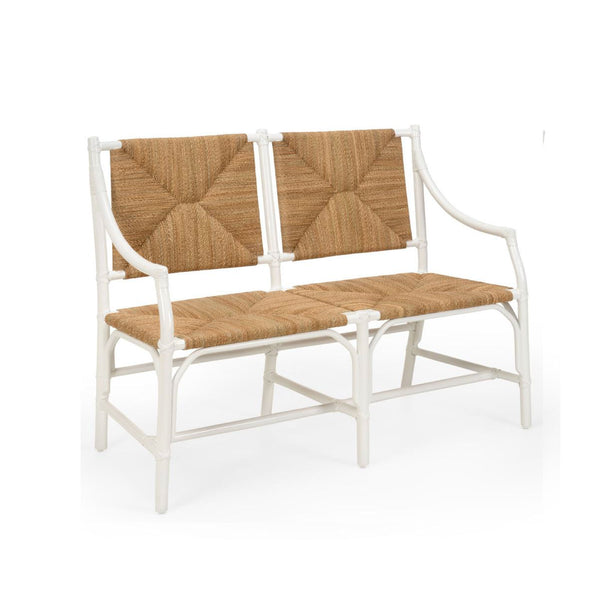 Hannah Bench in White