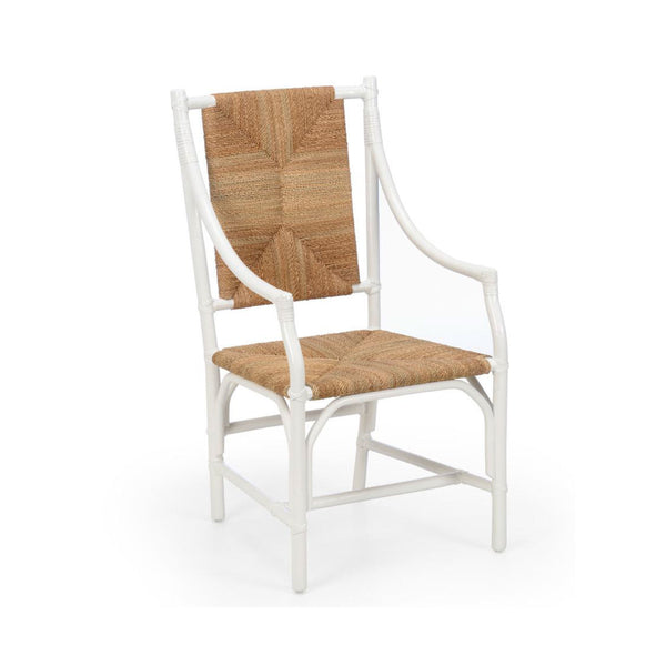 Hannah Chair in White
