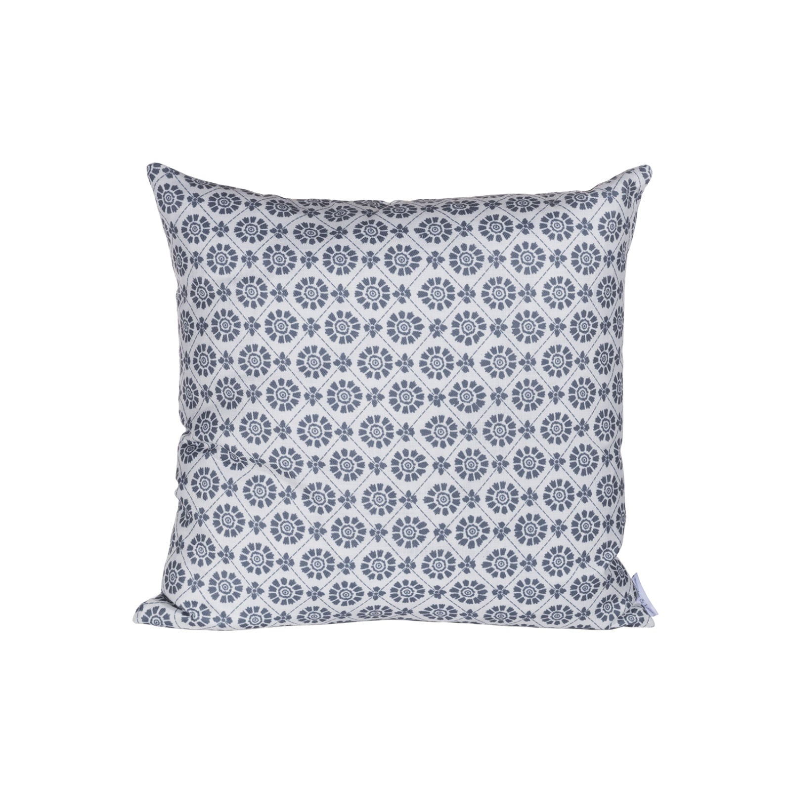 Harriet Pillow in Navy no. 1