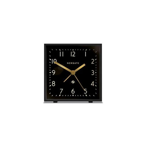 Harris Alarm Clock in Black