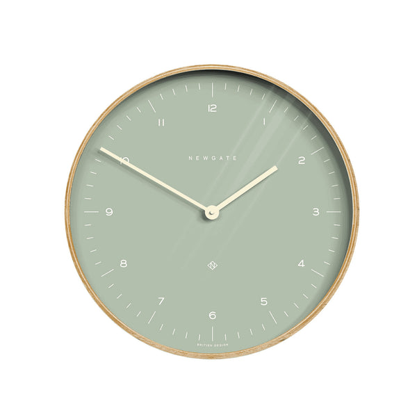 Hello Alice Wall Clock in Sage