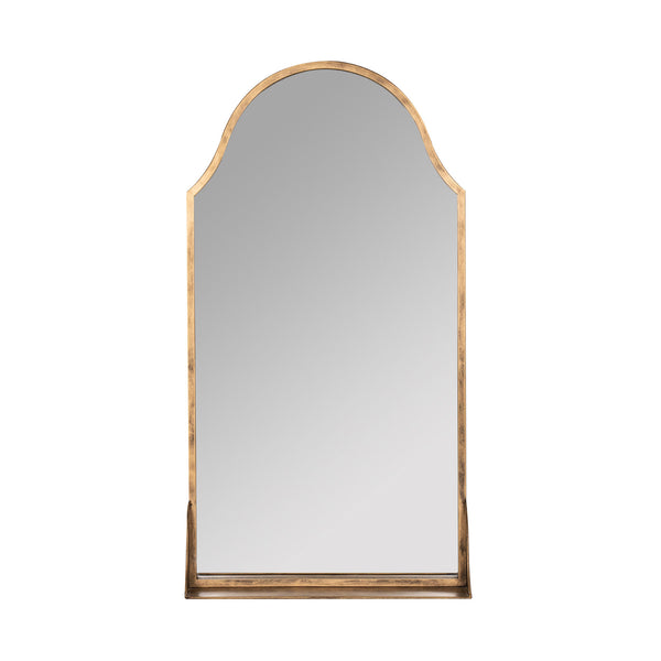 Huck Shelf Wall Mirror