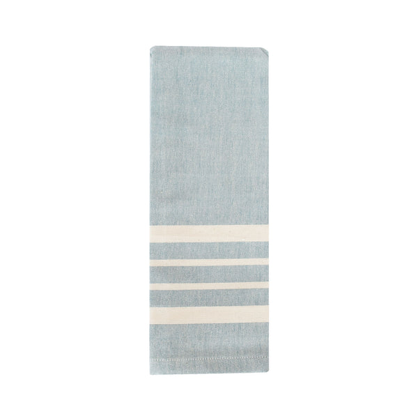 Ivy Kitchen Hand Towel - Blueberry