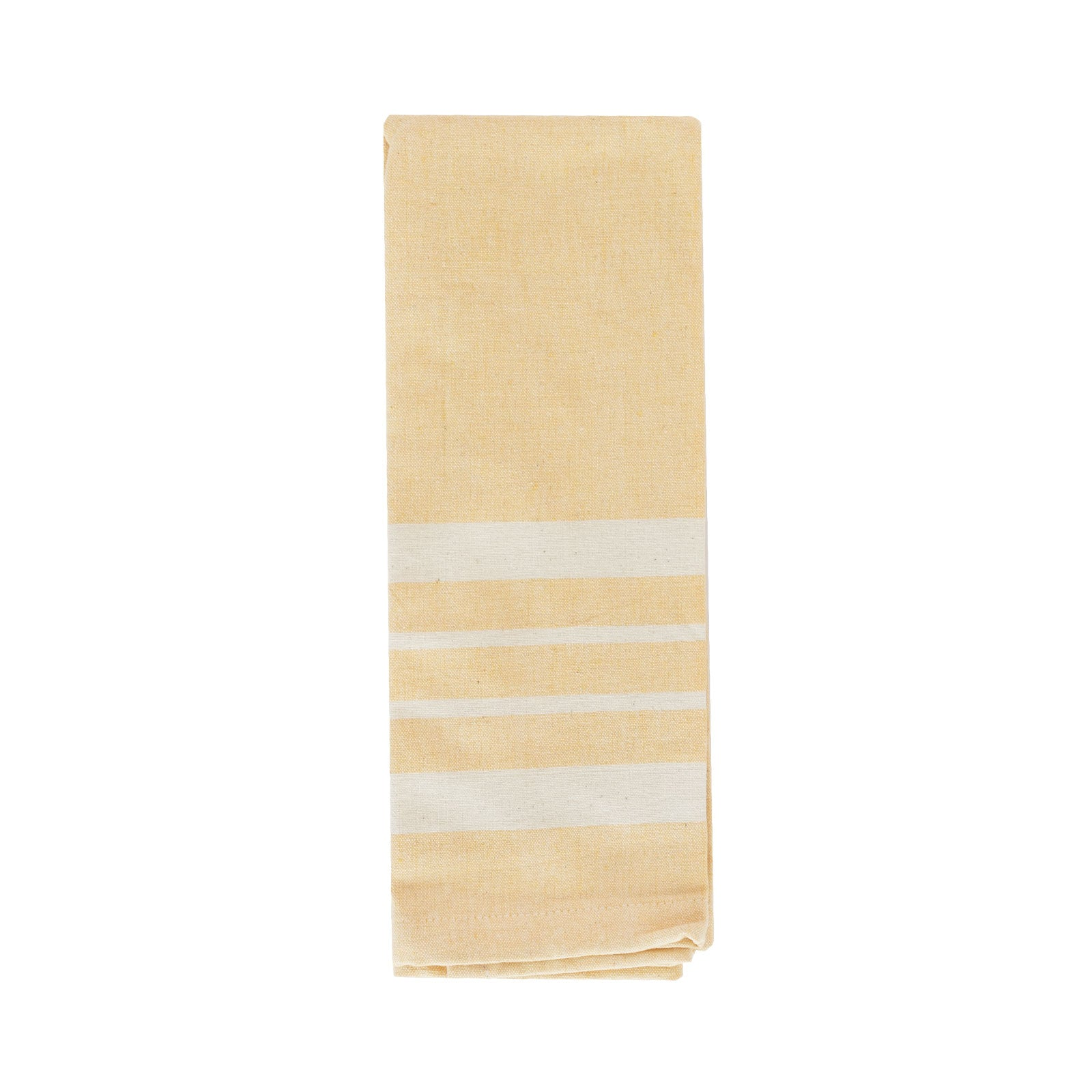 Ivy Kitchen Hand Towel - Lemon