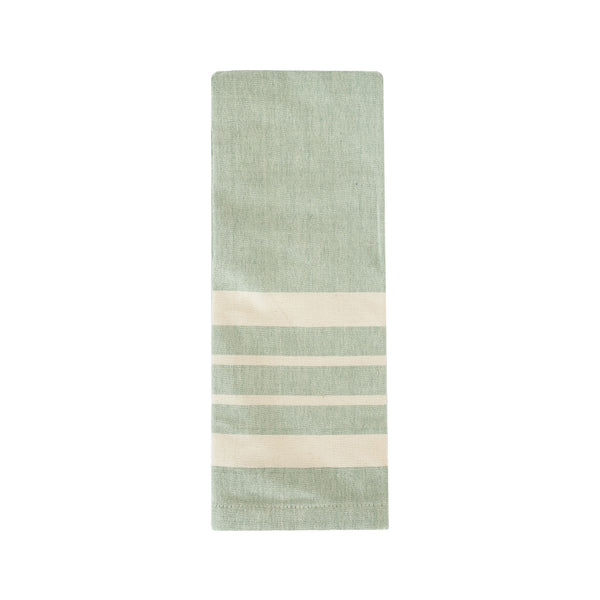 Ivy Kitchen Hand Towel - Soft Grass