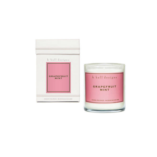 Jar Candle Grapefruit