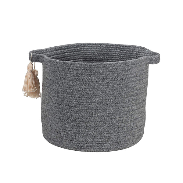 Josie Basket in Grey