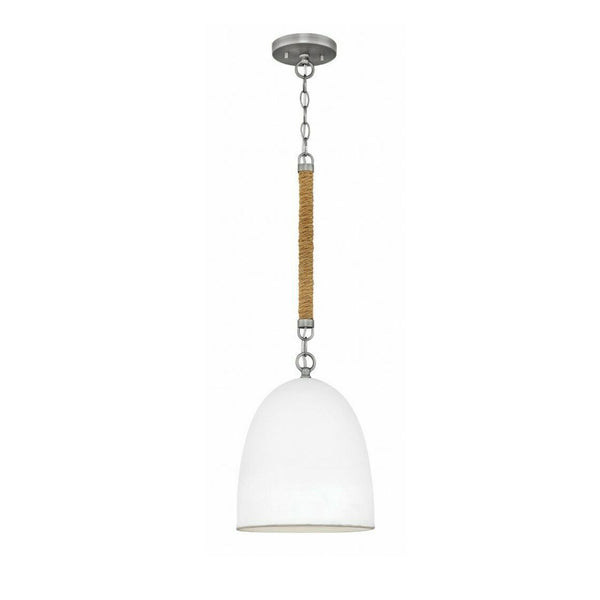 Lange Pendant in White