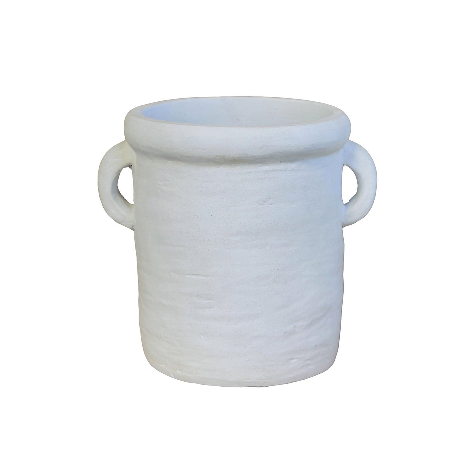 Large Williamson Pot in White