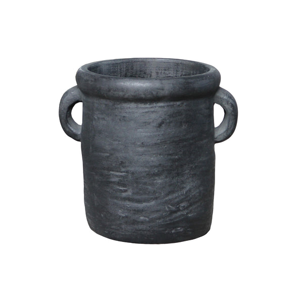 Large Williamson Pot in Black