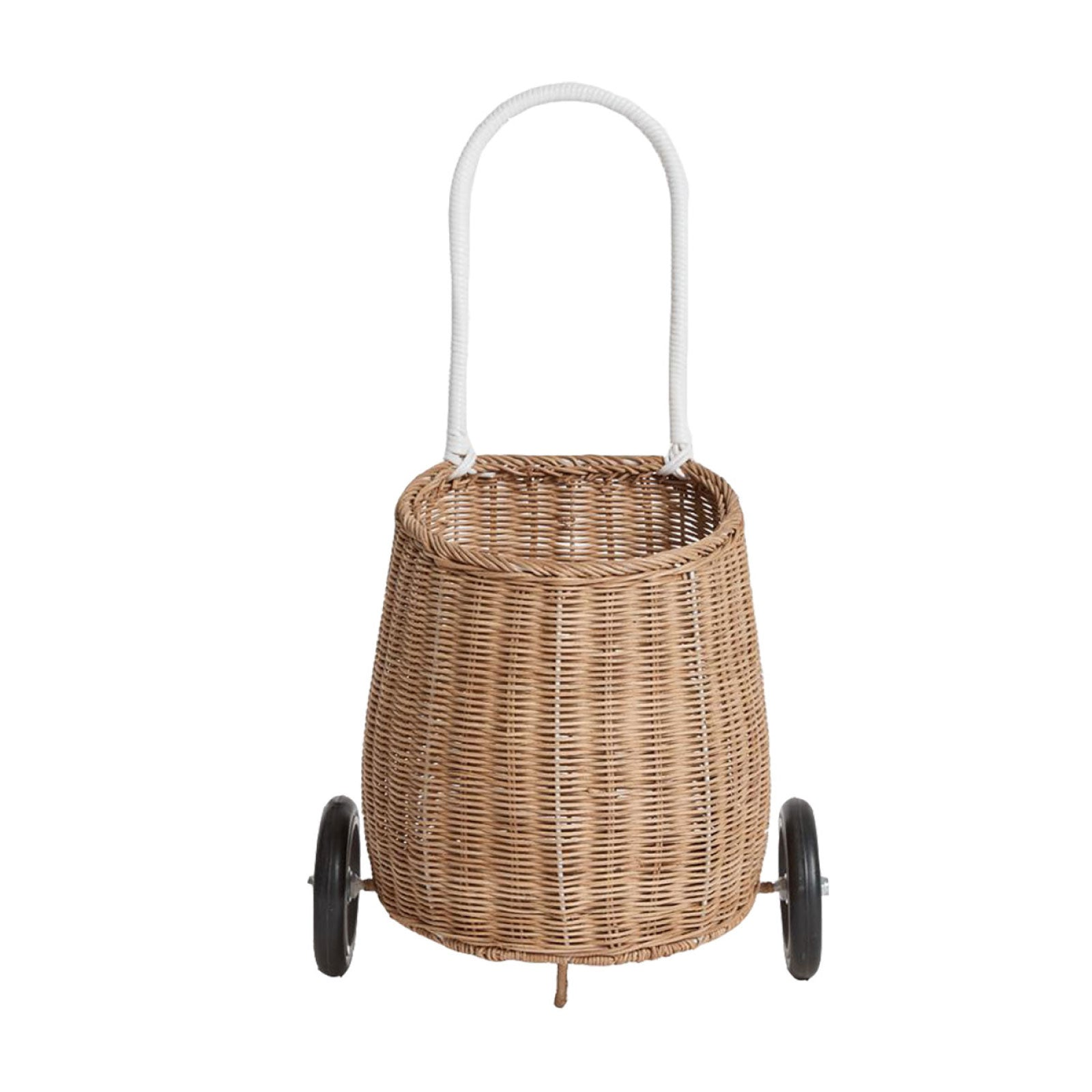 Large Wicker Buggy