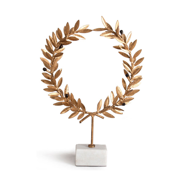 Laurel Wreath on Stand