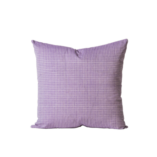 Tammy Check Pillow